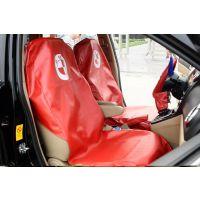 定制 重复汽车4S店维修保养防护修理水洗皮革三四五件套PU布汽修座椅套