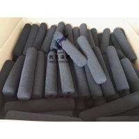 影视器材防尘海绵套/黑色透气话筒套厂家