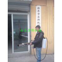 山林专用圣邦烟雾喷药弥雾机 简单实用双管制冷弥雾机