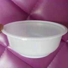 厂家定制pp塑料耐高温八宝粥碗
