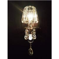 CVMA厂家直销 欧式 室内 家用水晶壁灯6070-1A白炽灯