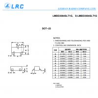 LRC开关二极管LMBD3004SLT1G