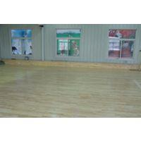 体育运动木地板有那些优点和好处