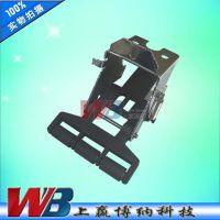 写真机压电机压布轮压轮组件 压纸轮 走纸轮 送布轮 3轮组 喷绘机写真机UV平板机配件