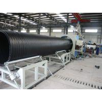 聚乙烯HDPE钢带增强螺旋波纹管