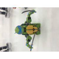 优必选积木机器人|忍者神龟积木机器人|可以动的积木机器人
