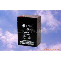 【低价出售】供应J-POWER铅酸 太阳能草坪灯6V4AH铅酸蓄电池(图)