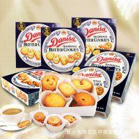 90g皇冠丹麦曲奇 一箱36盒 印尼进口饼干皇冠曲奇饼干 批发