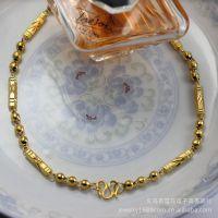 NA056 小号5MMX50CM 佛珠链 时尚项链 夸张项链