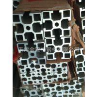 现货6063t5铝型材 高隔型材 断桥门窗铝型材 3060工业铝型材