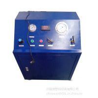 非标定制氧气、氮气、氢气压力提升装置灌装设备