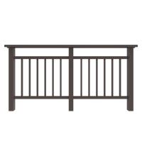 铝合金防护栏制作公司