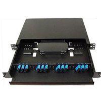 耐斯龙直供24口机架式通用型光纤终端盒 可定制