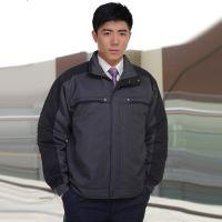 供应订做各种款式棉袄工作服,耐脏耐磨工作服定做,欢迎选购