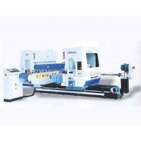 上海威杉机械铝木门窗MX6025双端齐边开榫机木工机械设备 全自动木工车床