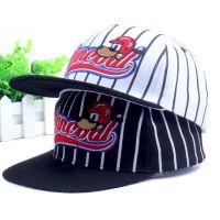 定做2015年新款潮儿童平沿嘻哈帽时尚刺绣夏天遮阳帽棒球帽