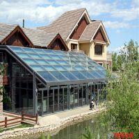 飞酷厂家供应阳玻璃日光浴阳光房 光房设计造价 阳光房设计图