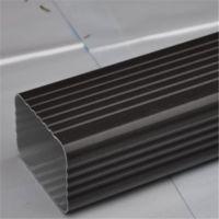 供应烟台阳光房屋檐雨水槽丨阳光房铝合金排水系统批发
