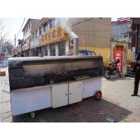 无烟烧烤车出售、无烟烧烤车、双龙净化环保设备