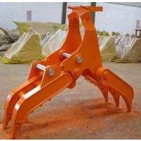 多功能抓木机 适用于各种品牌挖掘机的夹木机