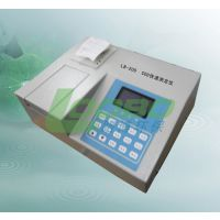 青岛路博厂家直销水质快速分析仪LB-200经济型COD速测仪中文液晶显示、流行模具设计实用防腐耐酸
