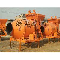 洪宾建机(图),混凝土搅拌机设备,混凝土搅拌机