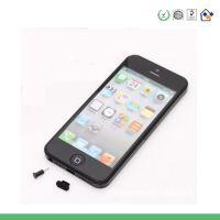 厂家直销 苹果手机数据塞取卡针 耳机口防尘塞 插USB接口防尘塞