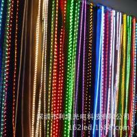 【利泉】厂家批发IP68硅胶灌胶防水5050灯带 60珠 LED软灯条