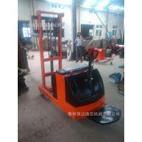 电动叉车 交流1.2吨3.3米全电动平衡重式堆高车 配重式电动堆高车