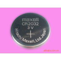 Maxell万胜CR2032一次性纽扣式电池