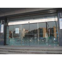 矿泉维修感应玻璃门,登峰自动平移门供货商18027235186