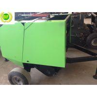 山东保丰机械 牵引式打捆机 稻草回收机 玉米秸秆打捆机 小麦秸秆捡拾打捆机