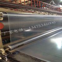 1.0mm白色防渗膜生产厂家 润泽HDPE防渗布价格