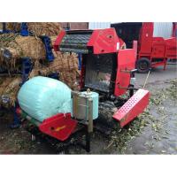 养殖青贮打捆包膜机 猪饲料青贮打捆包膜机 鼎达生产销售