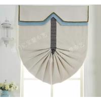 厦门罗马帘15160029228时尚遮光纯色雪尼尔现代美式罗马帘客厅卧室书房提升降窗帘地中海