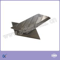 700BHN Bimetal high chrome white iron astm abrasion resistance wear parts SKID BARS