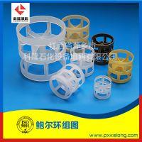 PP鲍尔环生产工艺流程 塑料鲍尔环价格