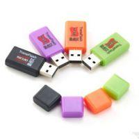 飞毛腿 TF读卡器 MicroSD 手机卡tf卡小卡 内存卡 T-Flash读卡器