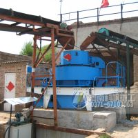 米石制作机制砂设备 米石制砂机 碎石子制沙设备【】
