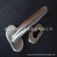 供房间安全门把锁 空心管执手把锁 面板组合把锁 椭圆分体圈把锁