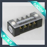 韩国品牌 凯昆KACON 固定式 端子台 10A 4P 接线板 KTB1-01004