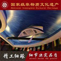 楚风出售 两头尖装饰木船 景观装饰船 欧式木船 手划观光船 私人定制船