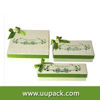 深圳平湖纸盒包装厂加工定做方形蛋糕盒 食品包装盒批发 烘焙包装