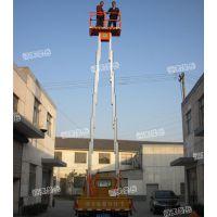 天津 铝合金升降平台 电动升降机 液压升降机高空作业台16米