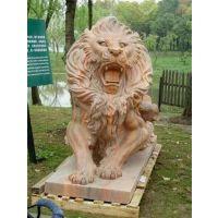 石狮子加工、石狮子、大石代雕塑(在线咨询)