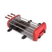 天骏电热烧烤炉TJ-618B家用无烟电烤炉铁板烧烤肉机韩式电烧烤架