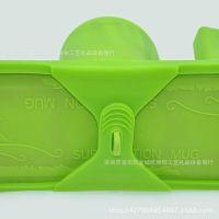 3D热转印机110z硅胶杯子夹具热转印万能杯子夹具异形马克杯夹模具