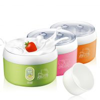 厂家批发/小叮当酸奶机/PP内胆/1.2升容量 自主模具 支持混批