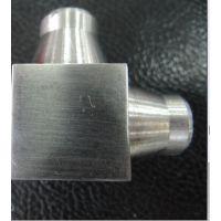 精品打造304不锈钢DN15,22mm对焊式方体弯头,焊接式方形弯头