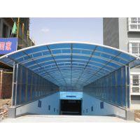 PC中空阳光板安装方法 PC阳光板多少钱一平方米